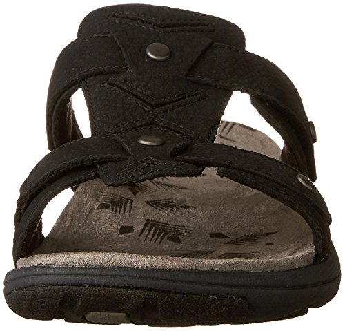Merrell Womens Adhera Slide II Athletic Sandal Black