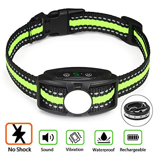 Bark Collar No Shock