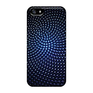 Cases Covers Blue Sphere/ Fashionable Cases For Iphone 5/5s