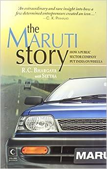 The Maruti Story