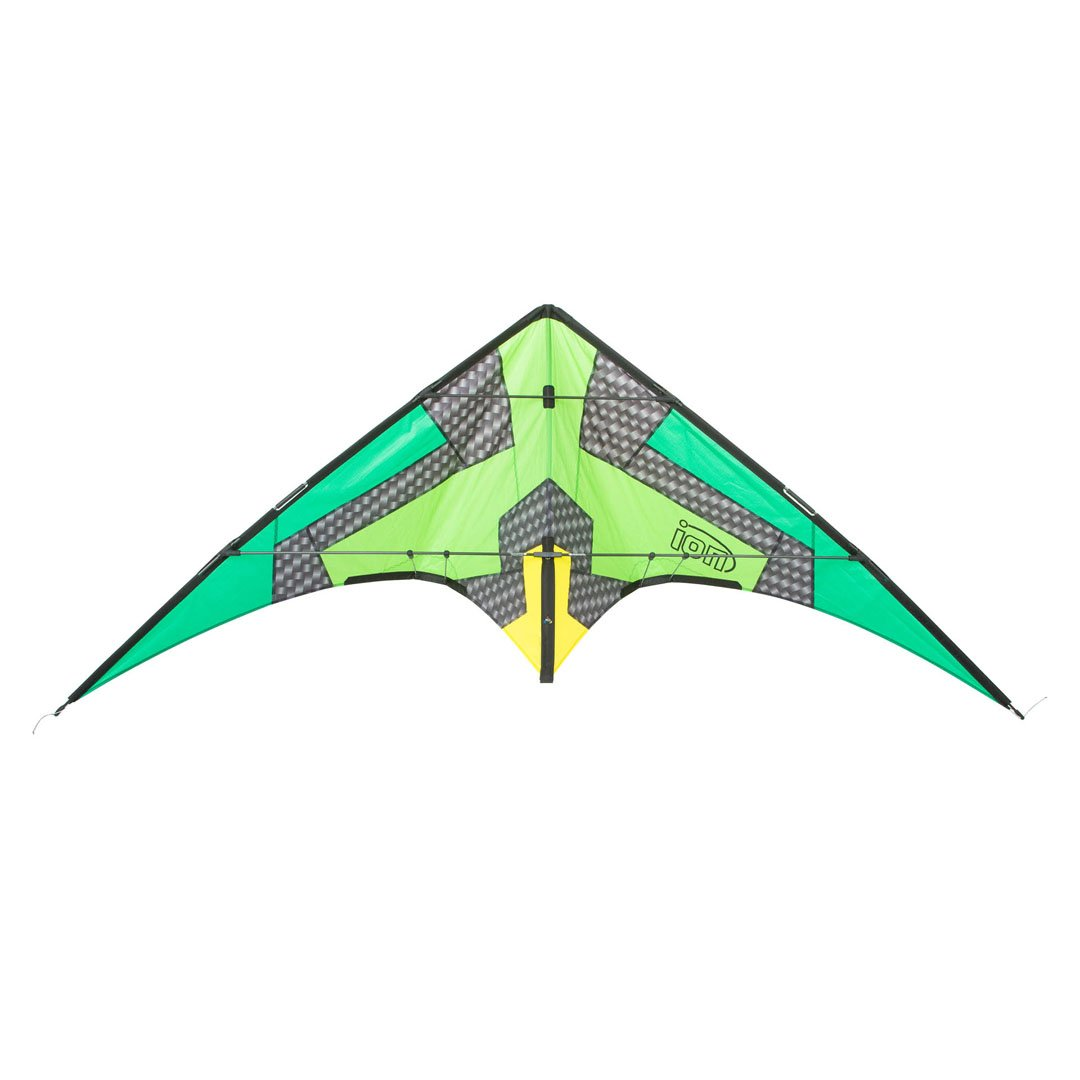 HQ Kites and Designs 11660120 Ion Kite, Jungle by HQ Kites and Designs (Image #1)