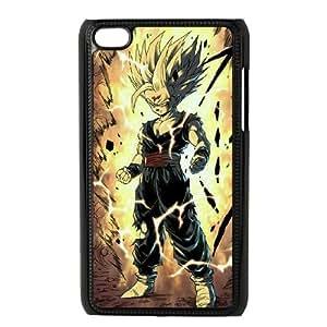 Dragon Ball Z iPod Touch 4 Case Black SH6159616