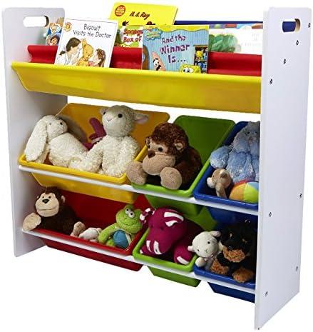 Mind Reader Storage Organizer Bookshelf product image