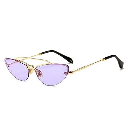 Gafas de Sol clásicas Retro Gafas de Sol pequeñas Vintage ...
