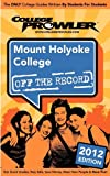 Mount Holyoke College 2012, Alessandra Hickson and Jennifer Lewis, 1427405069