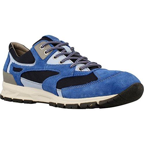 Azul 01420 U54a7a Hombre Zapatos Geox 6wxTg