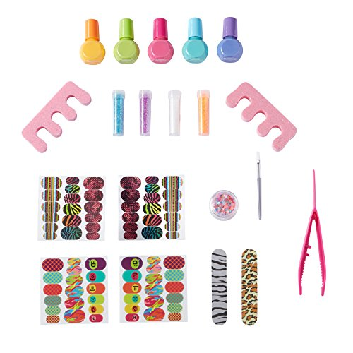 ALEX Spa Super Mani Pedi Party Kit Toys & Games
