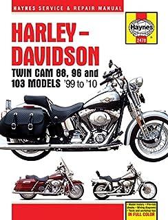 harley davidson fls fxs fxc sofftail series 2006 2010 clymer rh amazon com 2009 Harley-Davidson FXCWC 2009 Harley-Davidson FXCWC