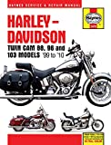 Harley Davidson TWIN CAM 88 96 & 001 (Haynes Service & Repair Manual)