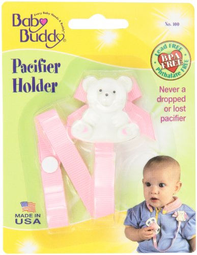 Baby Buddy Pacifier Holder 2 Count product image