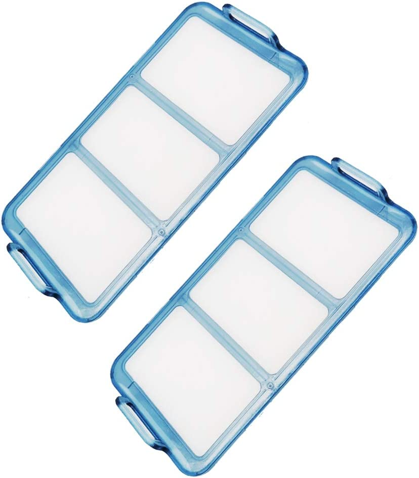 SOFOXYI 2Pcs Primary Filter Replacement Parts for Eufy RoboVac 11S - RoboVac 30, RoboVac 30C, RoboVac 15C, RoboVac 12, RoboVac 35C Accessories RoboVac 15C, RoboVac 12, RoboVac 35C Accessories