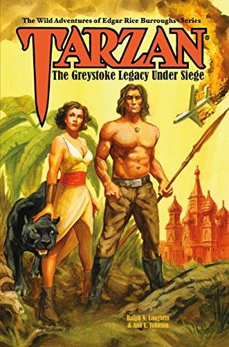 Clayton 4 Panel - Tarzan The Greystoke Legacy Under Siege (The Wild Adventures of Edgar Rice Burroughs Book 4)