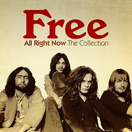 Album Art for All Right Now: The Collection by FREE