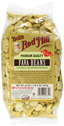 Bob's Red Mill Fava Beans, 20 Ounce