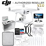 DJI Phantom 4 Pro+ PLUS V2.0/V2.0/Version 2.0 Quadcopter Essential Aluminum Case Bundle