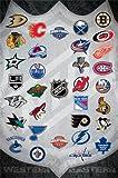NHL Logos Ice Hockey Team Spor