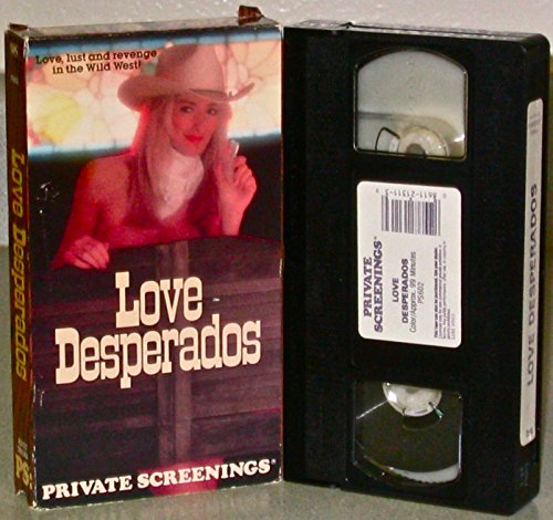 Love Desperados  Vhs