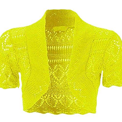 21FASHION -  Vestito  - Donna giallo Yellow