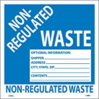 Waste Container Labels and Signs