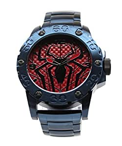 The amazing spider man 2 limited edition exclusive watch spiderman spm2254 for Spiderman watches