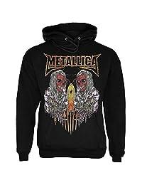 Metallica - Sanitarium Black Pullover Hoodie