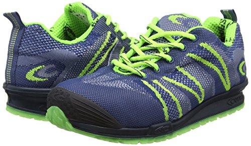 Cofra 78800-001.W39 Fluent S1 P Chaussures de sécurité SRC Taille 39 Bleu