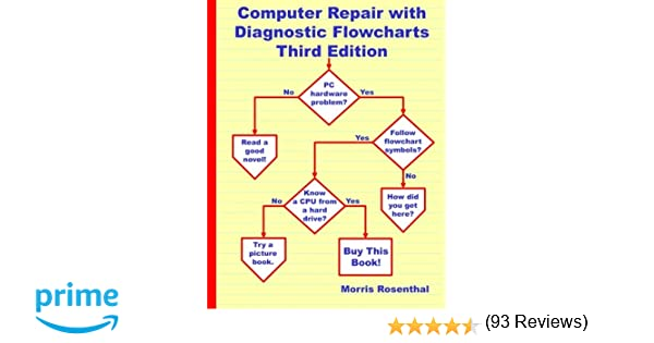 Computer Repair with Diagnostic Flowcharts Third Edition ...