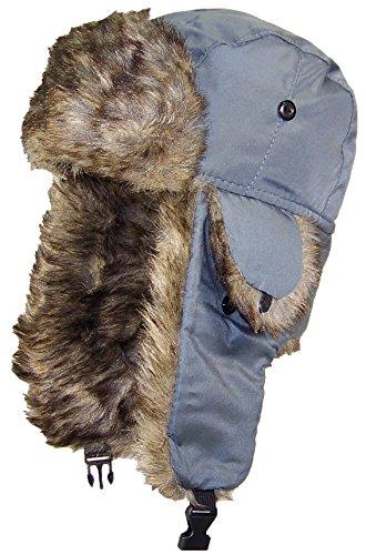 94f5fa01 Best Winter Hats Little Kids Soft Nylon Russian/Aviator Winter Hat (One  Size)