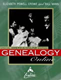 Genealogy Online, Elizabeth Powell Crowe, 0070147558