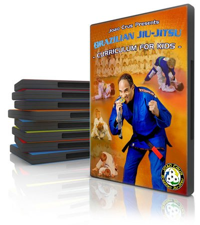 Brazilian Jiu-Jitsu Curriculum for Kids by Joao Crus Brazilian Jiu-Jitsu
