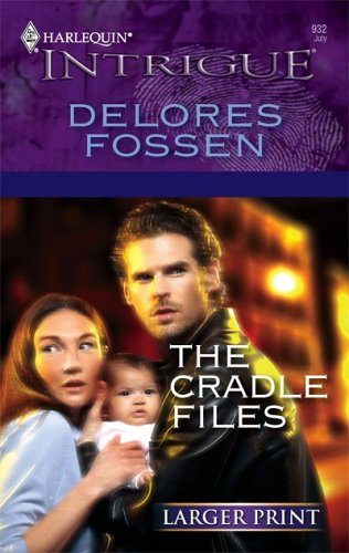 book cover of The Cradle Files