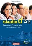 Studio D in Teilbanden: Kurs- Und Ubungsbuch A2 MIT Lerner-CD (Einheit 1-6) (German Edition) Oliver Bayerlein