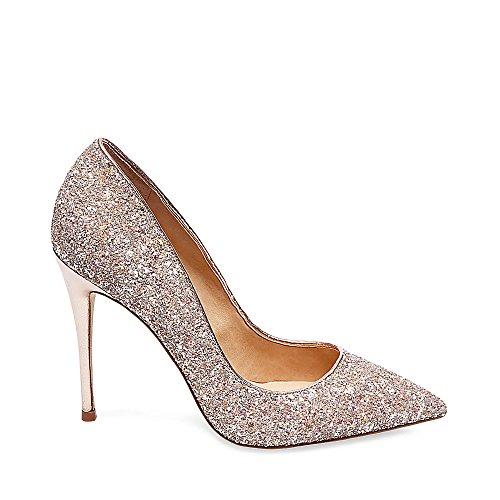 Steve Madden Womens Daisie Dress Pump Glitter Multi