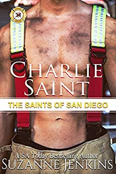 Charlie Saint: The Saints of San Diego by [Jenkins, Suzanne]