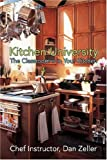 Kitchen University, Daniel Zeller, 0595693156