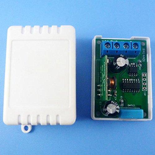 OTGO DC 5V-23V Temperature Humidity Sensor Remote Acquisition Monitor Remote Substituir RS485 Modbus RTU by OTGO