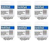 Heli-Coil R10846 M6X1 Inserts (6)