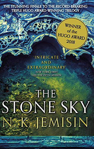 The Stone Sky (Broken Earth Trilogy) book cover
