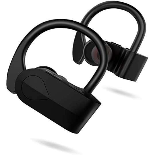 2f32a4a37a0 Don't Miss This Deal on LXT Bluetooth Headphones, Wireless Earbuds with Mic  Hi-Fi Stereo Richer Bass Earphones 4 Hours Playback Sweatproof Secure Fit  in Ear ...