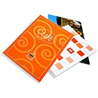GBC Laminating Pouches/Sheets, Thermal, Menu Size, 10 mil    , Heat Seal Crystal Clear, 50 per Box (3200419)