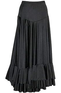 957869d64 Falda Baile Flamenco Infantil 8 Años: Amazon.es: Juguetes y juegos