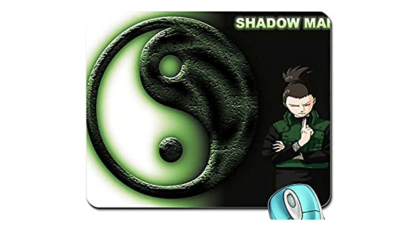 Anime Ninja sombra sombra Ninja Mouse Pad Computer Mousepad ...