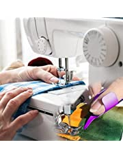 Sewing Fingerthing Pusher - Sewing Fabric Ironing Tool,Fingerthing Thread Controller,Awl and Fabric Pusher,Suitable for All Ironing Station