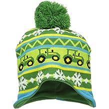 John Deere Little Boys Winter Hat