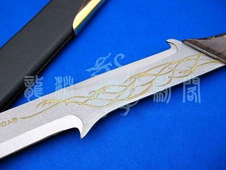 Amazon.com: S4004 LOTR Hadhafang Señor de los anillos arwen ...