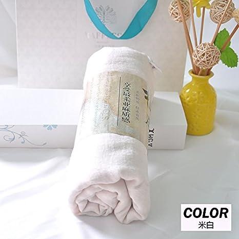 Otoño Algodón Bufanda decorada en la primavera y el otoño, el color puro y elegante