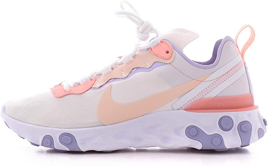 | Nike W React Element 55 Womens Sneakers BQ2728