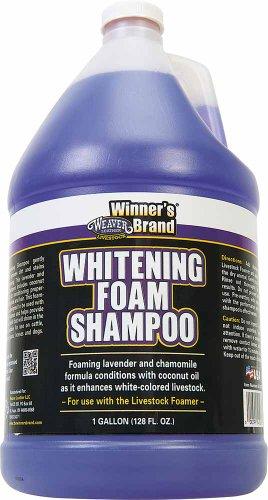 Weaver Leather Livestock Whitening Foam Shampoo