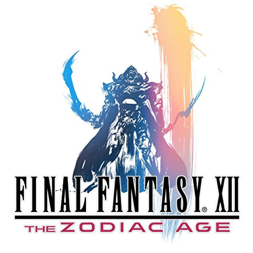 Final Fantasy XII The Zodiac Age - PS4 - Video Games
