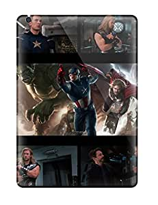 Hot Top Avengers Hd First Grade Tpu Phone Cases For Ipad Air Cases Covers